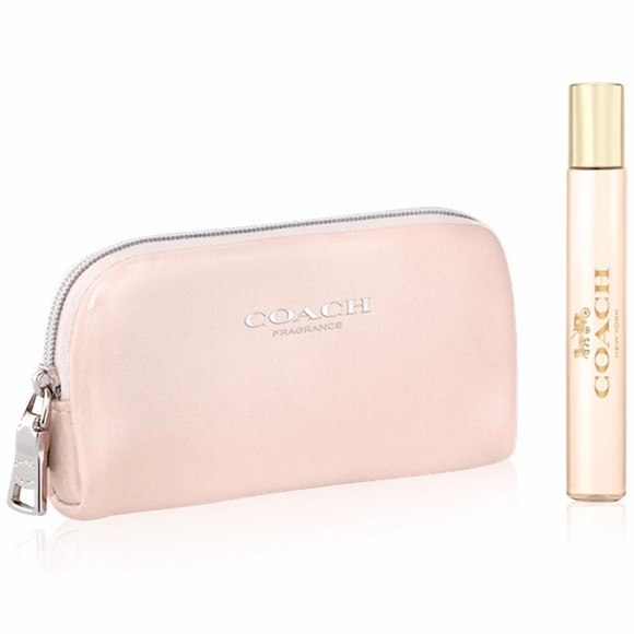 a2764b4f796d Coach Fragrance and Shiny Pouch